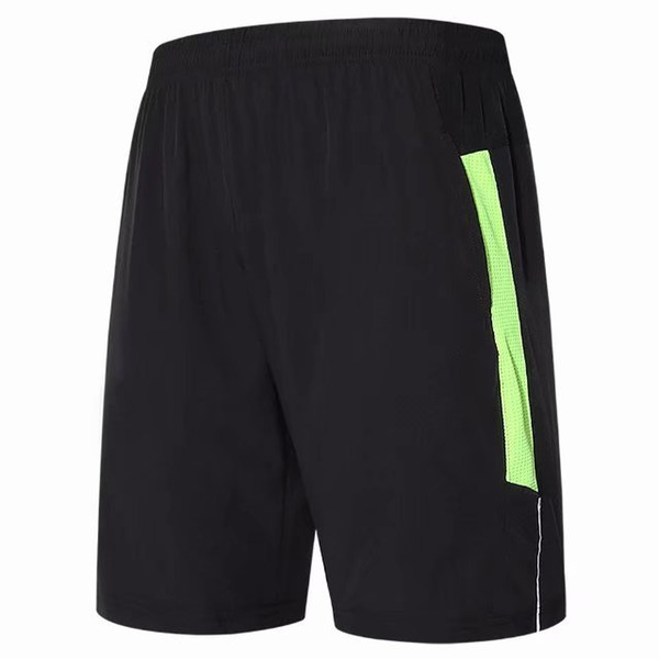 2019 Mens Sports Running Shorts Summer Fitness Quick Dry Striped Short Pants GYM Wear Men Soccer Tennis Training Beach Shorts