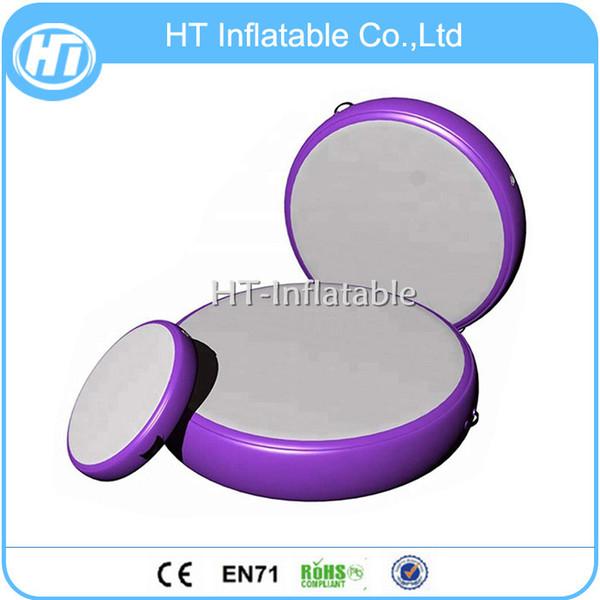 grau + purple