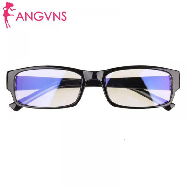 Gafas contra la luz Ray Azul Moda Anti azul Protección contra la fatiga Gafas bloqueadoras Ojo Cuadrado Radiación Computadora