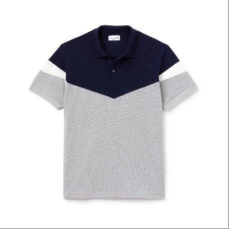 2019 diseñador del Mens Polos Verano Marca cocodrilo camisas de la manera de la venta caliente de alta calidad con 4 colores del tamaño M-2XL