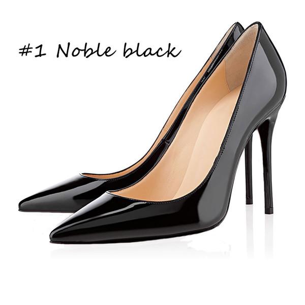 #1 Noble black