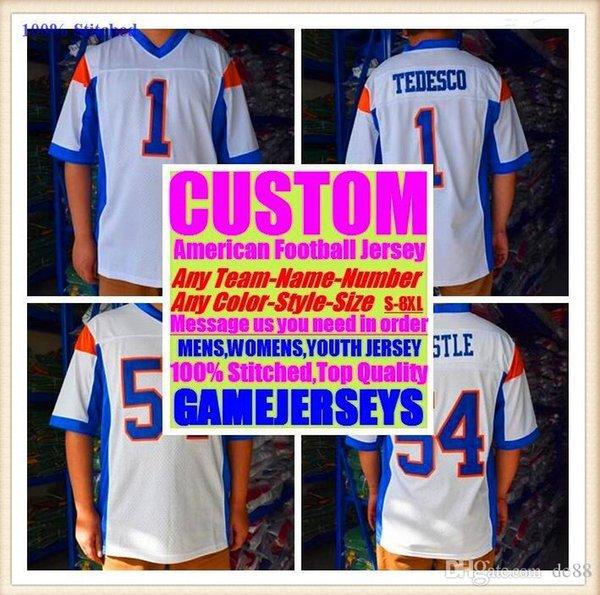 Custom american football jerseys Cincinnati Miami college authentic retro rugby soccer baseball basketball hockey jersey 4xl 6xl 7xl big