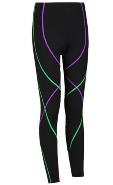 Women Yoga Pants Jogging Leggings Sports Running Sportswear Fitness Exercise Gym Compression Pants Clothes