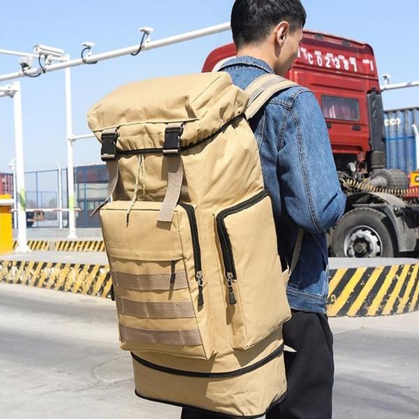 Men Travel Bags Duffle Tourism Big Weekend Duffel Traveling Bag Man Enlarge Luggage Outdoors Camp Travelling Backpack