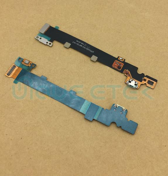 Probado Buena Nueva Tarjeta de Conector de Base de Datos para Cargador USB Para Huawei MediaPad M3 Lite 10 Puerto de Carga Cable Flexible