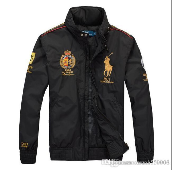 Spring and autumn coat male han edition tide jacket male youth joker get build up leisure racing money