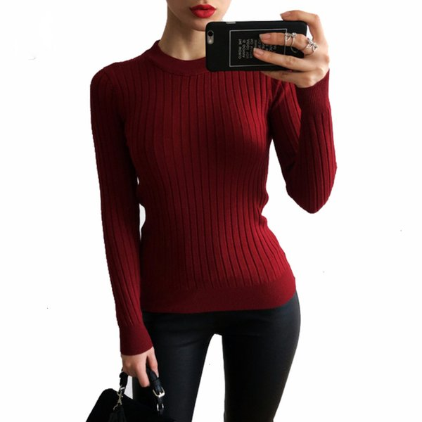 Designer Womens Sweaters Fashion Women Sweaters And Pullovers Female Solid Wool Pullover Knitted Casual Oversized Pull Sweater