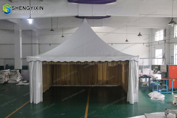 20X10/20/24/30/40 cheap clear outdoor party span top tent price fancy event large frame outdoor white canopy wedding tent