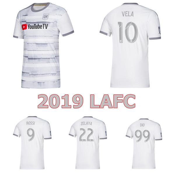2019 LAFC Soccer Jerseys Los Angeles FC 19 20 away Carlos Vela Zelaya ROSSI  DIO ZIMMERMAN a81794644