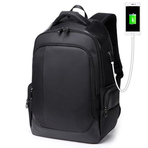 2019 good quality Anti-thief Usb Charging Bagpack Men Women Waterproof Laptop Backpack Teenger School Backpack Bag Male Travel Mochila