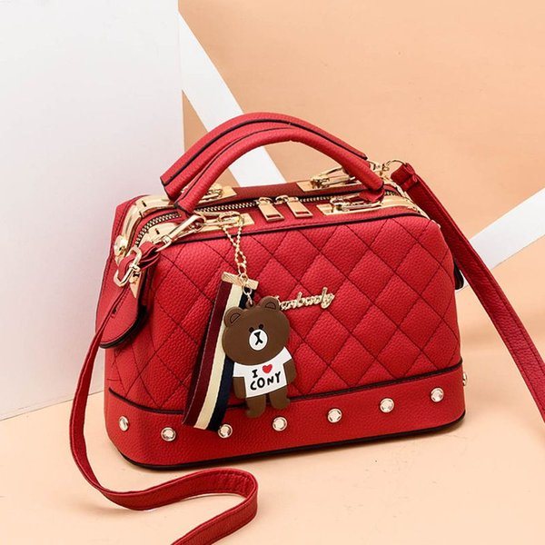 Bolsas das mulheres New Candy-Shaped Bag Crossbody Shoulder Tote partido de Styling Mulheres Diamante Brilhante Moda Doce shoping saco da senhora