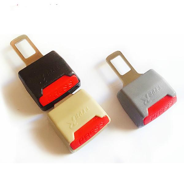 Universal Plug ceinture de sécurité de sécurité automobile convertisseur mère boucle double usage clip ceinture de sécurité Accessoires auto Accessoires de ceinture de sécurité
