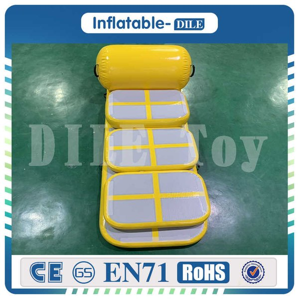 um conjunto amarelo