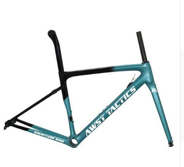 2 year warranty supper quality sagan color carbon Frame Road bicycle frame Full Carbon fiber road bike frameset free shipping
