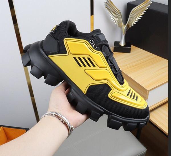 2019 Moda mens sapatos de grife Cloudbust Trovão plataforma basquete masculino triplos sapatilha ocasional dos homens do vintage Sock sapatos ao ar livre Trainers M0