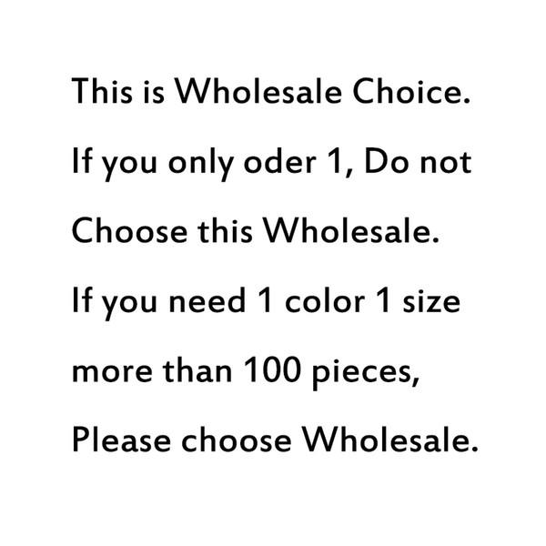 100 PCS Choisissez cette