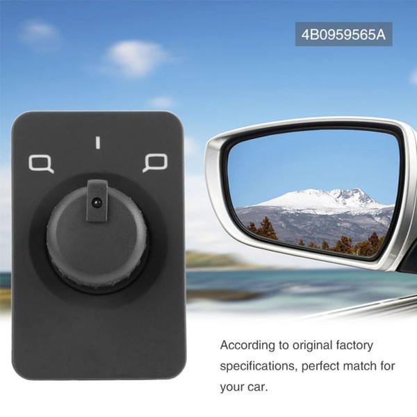 Side Mirror Switch Control Knob Button for Audi A3 8L1 A6 4B C5 1997-2004 4B0959565A