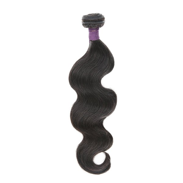 Nina hair Best selling products top grade 8 a 100 unprocessed body wave Malaysian human hair extension natural color virgin remy hair