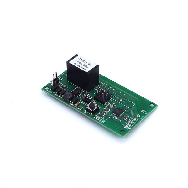 80MHz/160MHz 32-bit Wireless Switch SV(safe voltage) Module 5-24V Wi-Fi Switches Remote Control for Smart Home Domotica