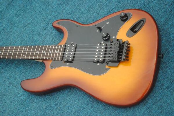 2019 NEW Floyd rose, Floyd rose st el guitar eletrica de alta qualidade, les photos sont réelles!