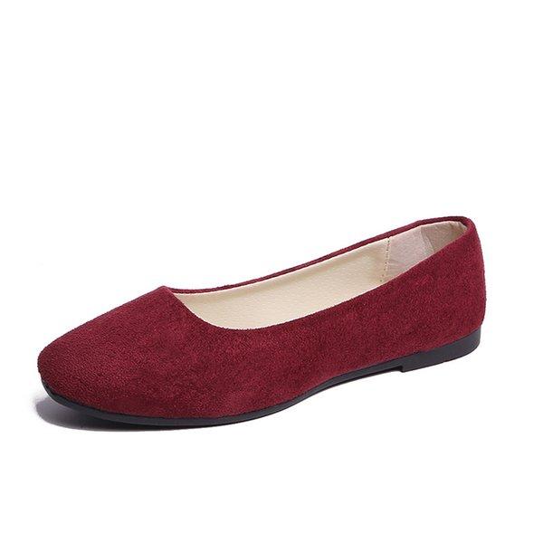 Los zapatos planos 2