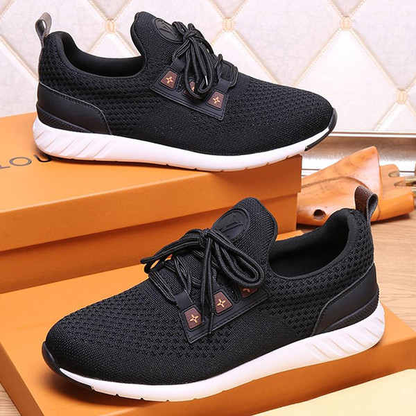 Men Shoes Casual Breathable Zapatillas Hombre Fashion Shoes Mens Footwears with Original Box Luxury Designers Aftergame Sneaker Hot Sale