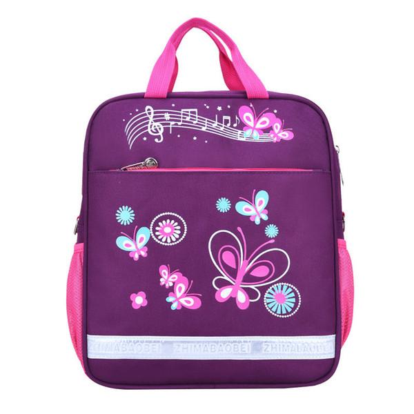 Multifunktions Nylon Kinder Schultaschen für Jugendliche Jungen Mädchen Primäre Handtaschen Schulter Umhängetasche Schultasche Kid Book Bag