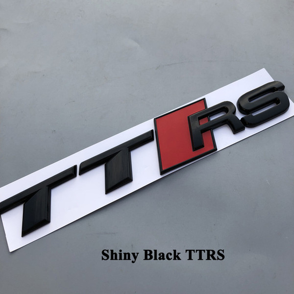 Parlak Siyah TTRS