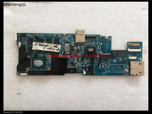 Für lenovo Carbon X1 Laptop-Motherboard 11246-1 LGS-1 MB 48.4RQ01.011 I5-3337U 4G RAM Bildschirm ohne Motherboard