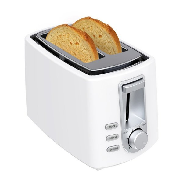 2-Slice Bakeware Set Electric Kitchen Toaster Household Automatic Baking Bread Maker Breakfast Machine Toast Sandwich Grill Oven