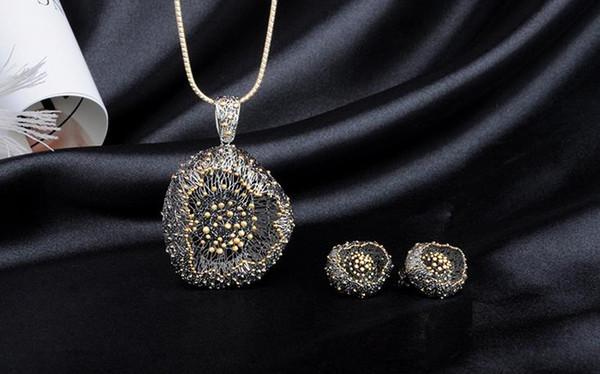 New Jewelry Italian Lace Recorte Artesanato 925 Colar de Pingente Feminino de Prata