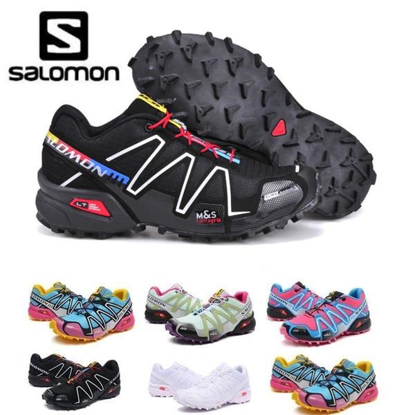 salomon speedcross 3 running verde mujer
