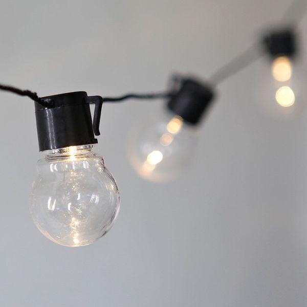 Transparent-20 Bulbs AU Plug