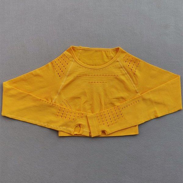 Желтый топ