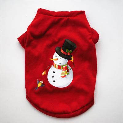 Rote Weihnachtsmann