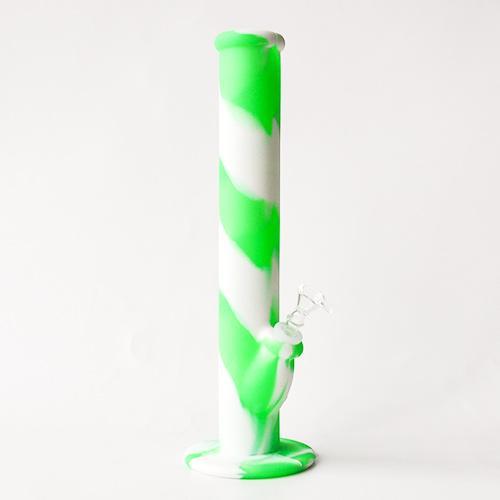 Weiß und Grün