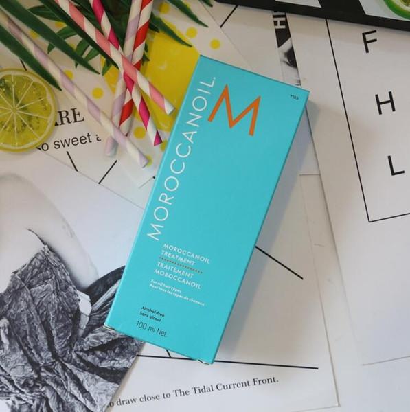 2019 New Australian Morocco Hair Care Essential Oil 100ml Non-shampoo Oil Dry and Fresh Damaged Spot