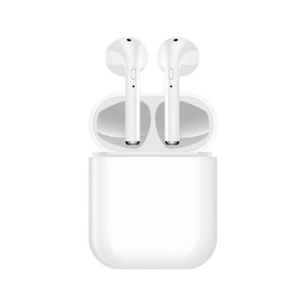 i16 Tws Earphone Headphone wake up siri Stereo TWS Earbuds for IOS Android Phone With Charging Box Wireless Bluetoot
