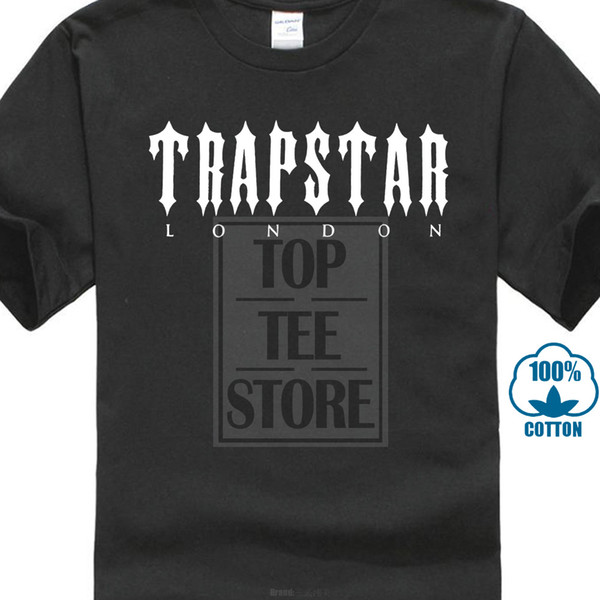 fifteenmonkeysstore / New Trapstar London Herren Großhandel Discount T Shirt Größe S 2xl
