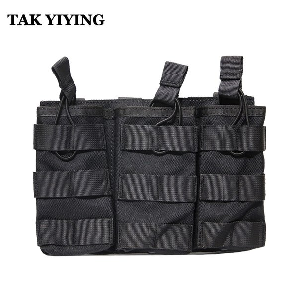 TAK YIYING Tactical MOLLE Mag Pouch For Airsoft Paintball Equipment #947055