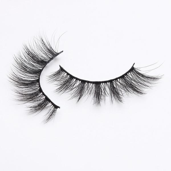 100 Pairs 3d Lashes Natural Long False Eyelashes Dramatic Volume Fake Lashes Makeup Eyelash Extension Eyelashes 759