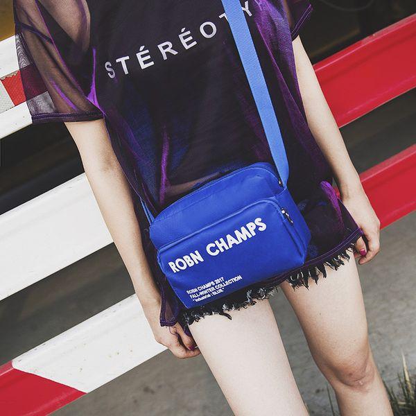 Korean Street Fashion Disco Shoulder Bag for Women Ultra Hot Port Wind Mobile Phone Zero Wallet Cross Small Cloth Bag Wholesale B101918Y