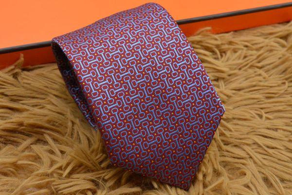 Mode classique cravate pour hommes 100% cravate de soie pour hommes
