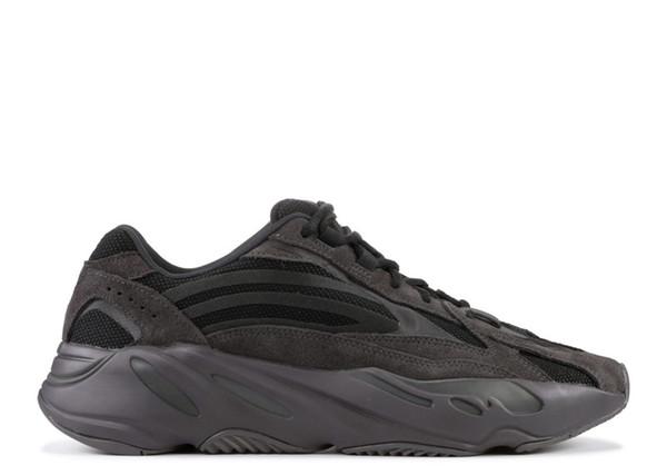 Kutusu ile Atalet V2 700 Dalga Runner Erkek Kadınlar Tasarımcı Sneakers Yeni 700 Hastane Mavi Vanta Tephra Kanye West Spor Ayakkabı