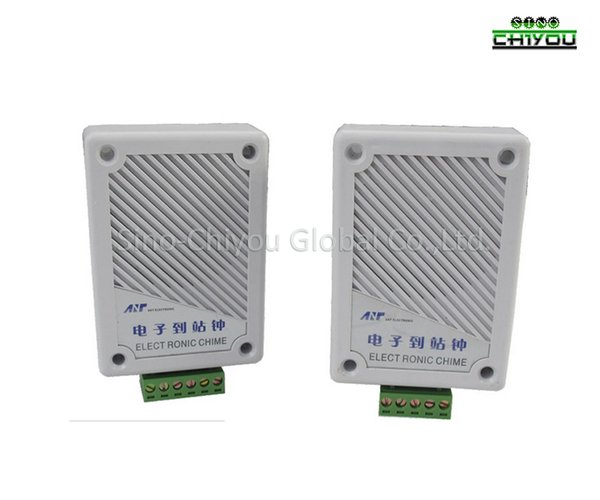 Elevator parts electronic chime arriving gong voice english announciator 4 tones ANT products/model LECH-17