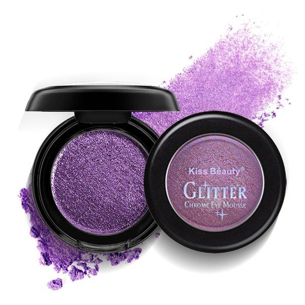 Fashion Makeup Glitter Eyeshadow Long Lasting 12 Colors Shimmering Eyeshadow Eye Beauty Cosmetic For Women Makeup Beauty