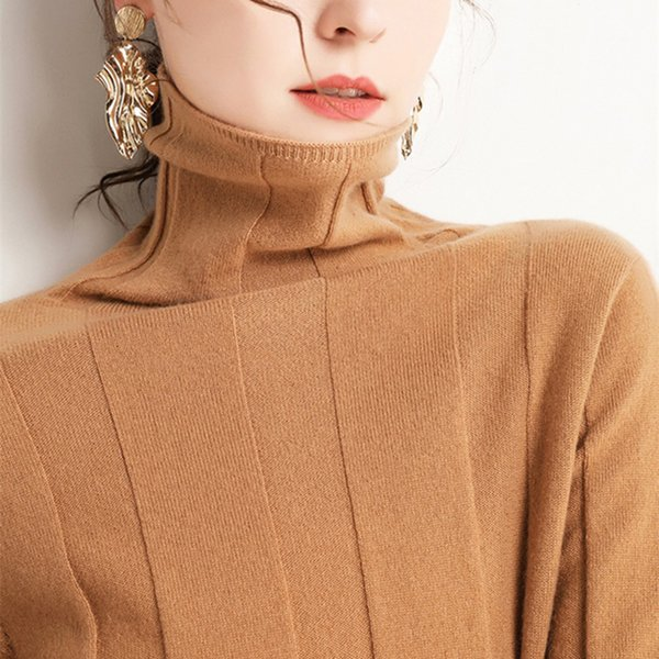 GABERLY Cashmere Soft Turtleneck Sweaters and Pullovers for Women Warm Autumn Winter Fluffy Jumper Female Brand Jumper T191021