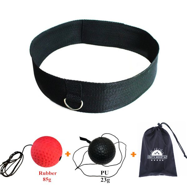 Rubber and PU ball