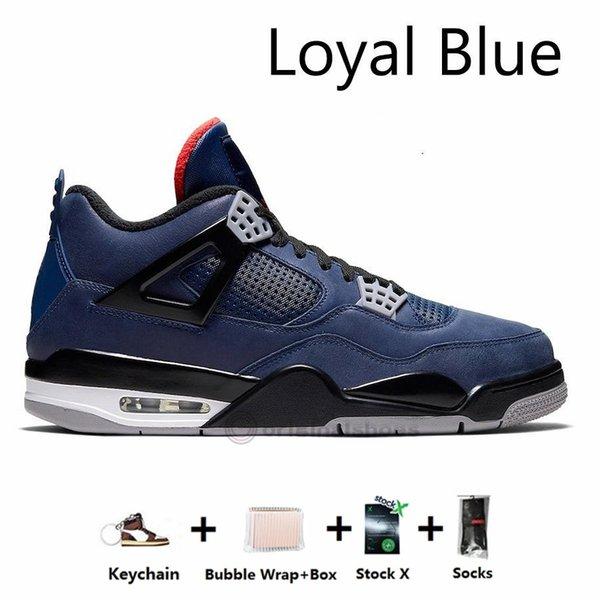 4S-موالية الأزرق