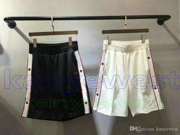 top popular 2019 hot summer newest mens sports leisure shorts Trousers Joggers mens Lettered shorts Pants trendy Mens Designer shorts pants 2019